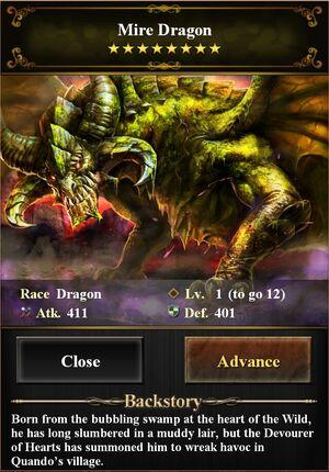 Mire Dragon (Level 1)
