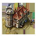Building cityguard house