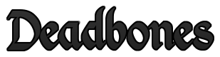 Cooltextdeadbones2
