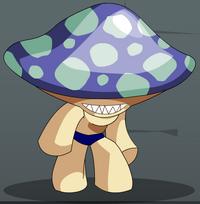 Frost Mushroom