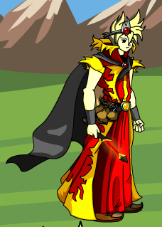 Pyromancer AQ