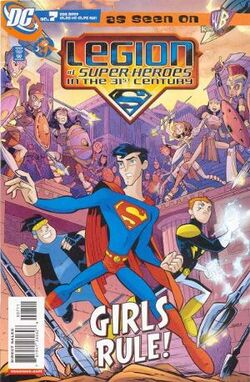 300px-Legion of Super-Heroes in the 31st Century Vol 1 7