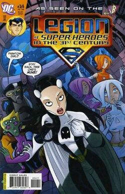 300px-Legion of Super-Heroes in the 31st Century Vol 1 14