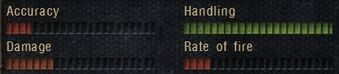 Walker P9m base stats