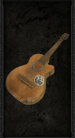 LA Item Guitar