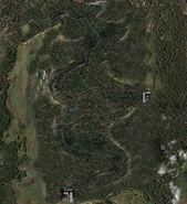 Map la22 forest