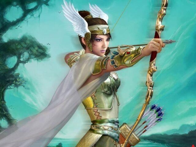 File:Archer girl.jpg