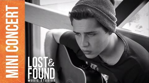"Lost & Found Music Studios - Mini-Concert ""Broken by You"""