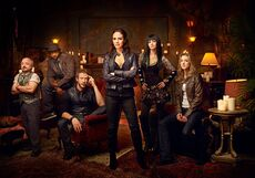 Cast (Season 2) Main