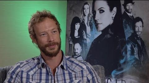 Kris Holden-Ried - Season 3 DVD Excluded Interview