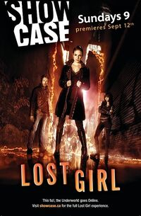 MP-Lost Girl Season 1 Showcase (Premiere)
