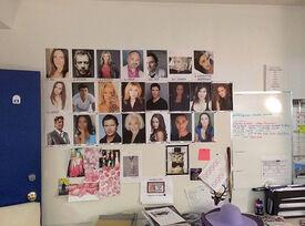Season 5 bts Wardrobe office