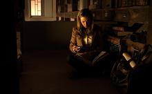 Lauren finds Book of Prophecy (412)