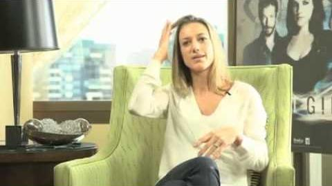 Zoie Palmer Interview - Deleted commentary (Season 4 DVD)