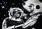 John and Maureen in Space