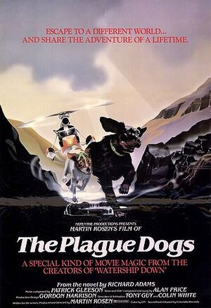 Plaguedogsposter