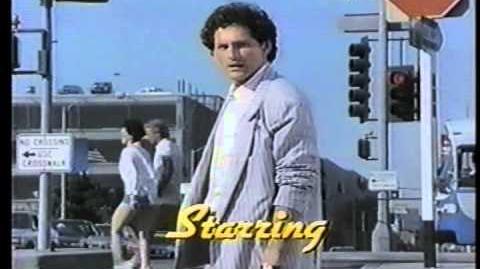 I HAD THREE WIVES opening credits 80s dramedy