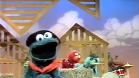 "Classic Sesame Street ""Handful of Crumbs"" (TV version, Castilian Spanish)"