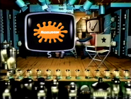 LOST BUMPER - 1998 Nick at Nite Sign-on ID with the Orange Nick Splat