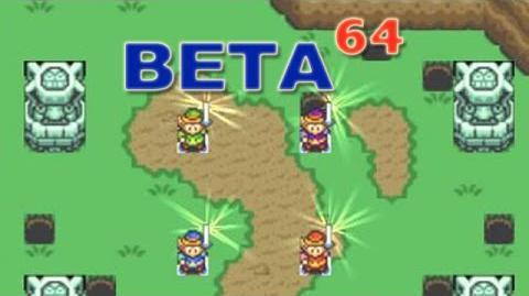 Beta64 - Four Swords Adventures