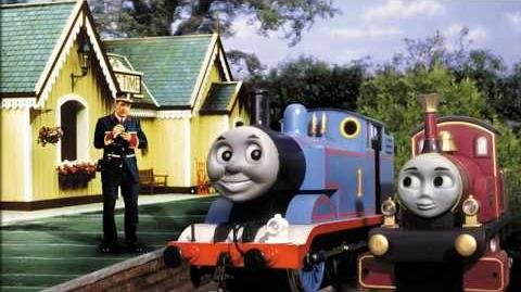 "Thomas and the Magic Railroad ~ ""Shining Time"" ~ Neil Donell Version"