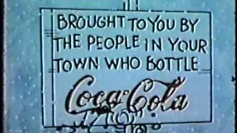 A Charlie Brown Christmas 1965 Coke sponsor open in color-1