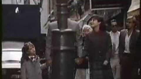 Lime Street scenes starring Samantha. Episode 3