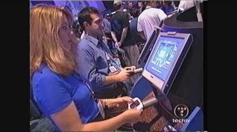 Nintendo Cancelled Accessories & 2nd Generation Cellphone games - Fresh Gear - E3 2002