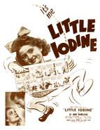Little Iodine 1946 poster 5