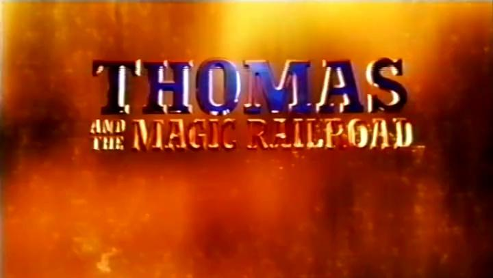 Thomas and the Magic Railroad - Original UK Trailer (1999)