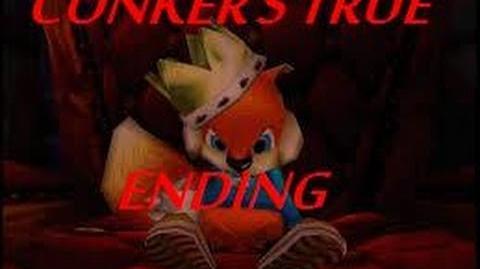 Conker's Bad Fur Day True Ending