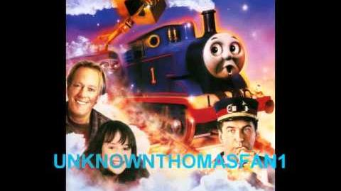 UNRELEASED Thomas and the Magic Railroad Music Theme