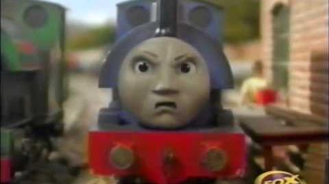 Mister Moose's Fun Time short A Bad Day for Sir Handel better quality