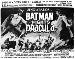 BatmanFightsDracula