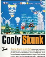 Cooly Skunk (unreleased Super Famicom version) 2