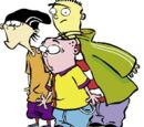 "Ed, Edd n Eddy ""Luck Be an Ed Tonight/A Room and an Ed"" (Unknown 2005 Episode)"