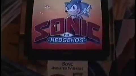 SatAM Alternate (prototype) Intro - Sonic the Hedgehog