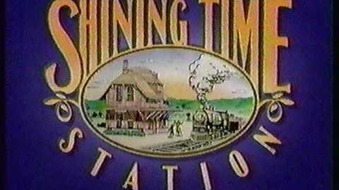 Shining Time Station (Rare pre-1991 Intro)