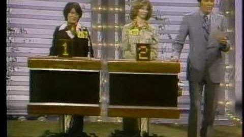 NBC It's Anybody's Guess promo 1977