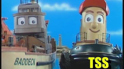 Theodore and the Buoy Boat - Theodore Tugboat
