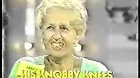 It's Anybody's Guess (September 23, 1977) Joe vs Denise