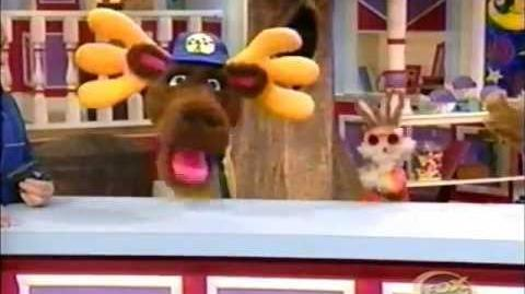 Mister Moose's Fun Time Moosecar Races Day better quality