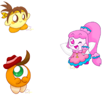 Kirby oc group icon the characters by chenanigans-d4ksc63