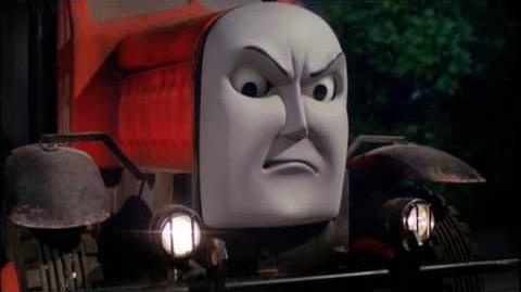 Percy's Scary Tale Widescreen Clipping