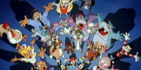 """Animaniacs """"Minerva Mink"""" (Unreleased 1993 to 1998 Animated Shorts; Existence Unconfirmed)"""