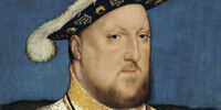 Whitehall Palace King Henry VIII Mural (1537 Hans Holbein Painting)