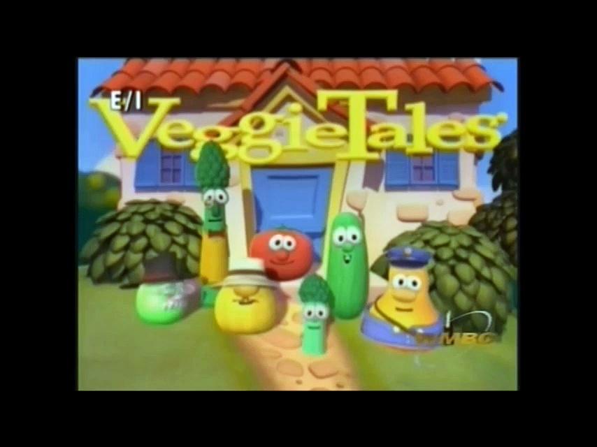 VeggieTales on TV Season 3 Episode 5-1