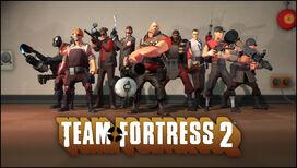 Team Fortress 2 (2006 Class Photo)