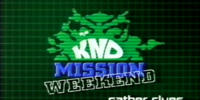 Codename: Kids Next Door Mission Weekend (2003)