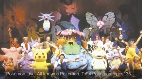 All Knowen Pokémon in Pokémon Live -FindPokémonLive